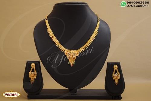 New Trendy Designer Necklace