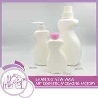 Plastic Packaging of Personal Care Empty Shampoo Bottles / Containers