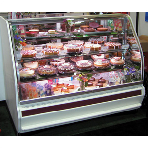 Food Glass Display