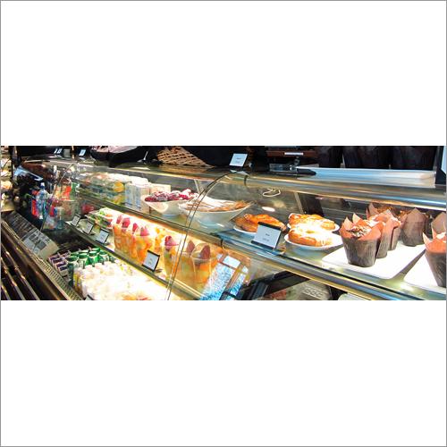 Food Display Counter