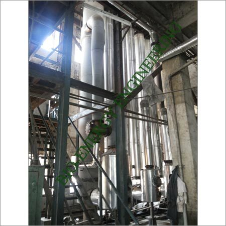 Evaporators For Strach Plant