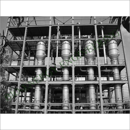 Evaporators For Distillery Effluent