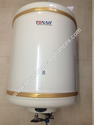 Metal Body Electric Geyser