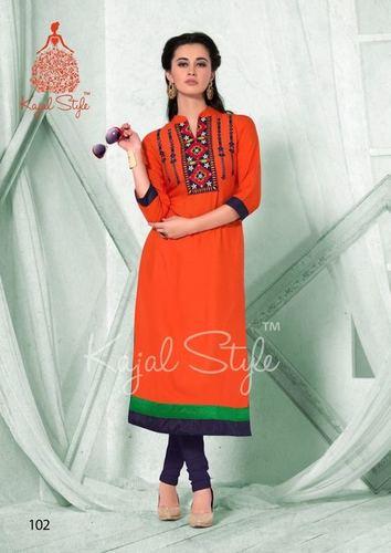 Ex Cotton kurti