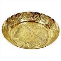 Brass Kinari Plate