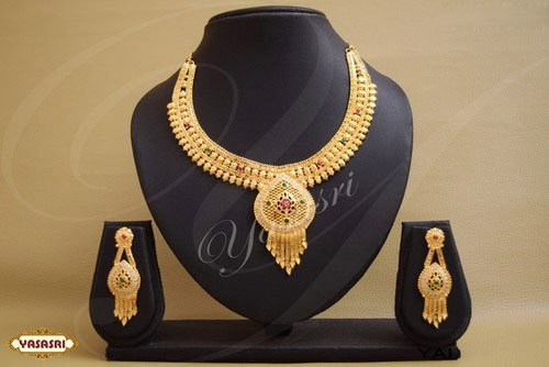 Fancy Trendy Necklace New
