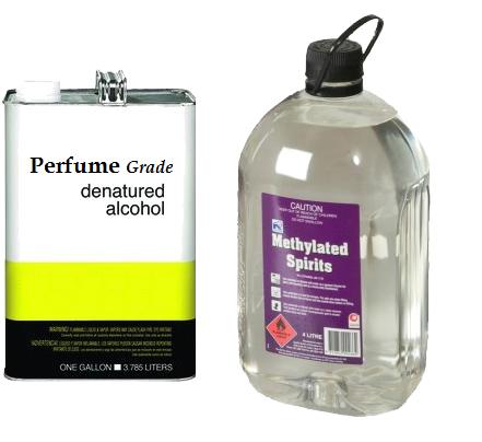 Perfume Grade Denatured Alcohol - NANDA ENTERPRISE, 5