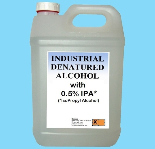 Industrial Denatured Alcohol - Industrial Denatured Alcohol