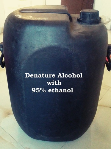 Denatured Alcohol with 95% ethanol - Denatured Alcohol with