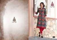 Chiffon Designer Kurtis india manufacturer exports