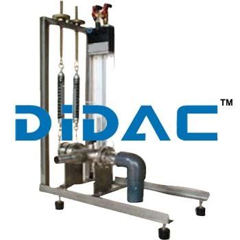 Fundamental Hydraulic Studies Apparatus