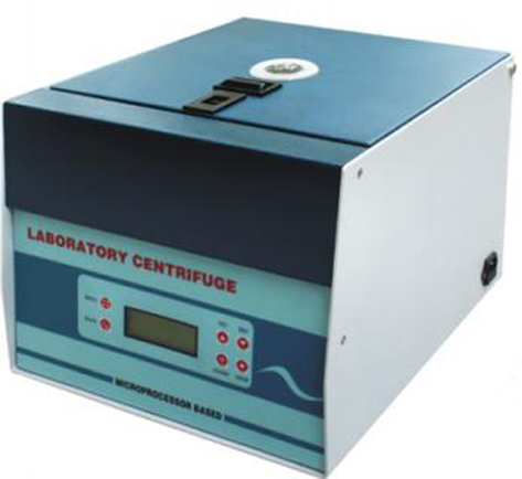 Revolutionary General Purpose Centrifuge Digital 5200 rpm