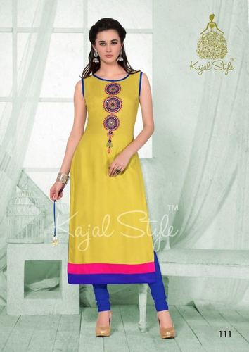Fancy Designer indian kurtis suppliers manufactur