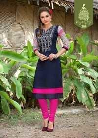 Kajal Style  Diyaz Vol 2 Kurtis