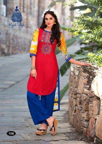 Womens Designer Kurtis suppliers india