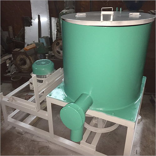 Granules Mixing Machine