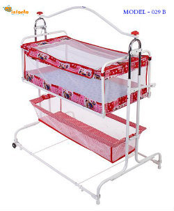 SDX Storage Basket Bassinet