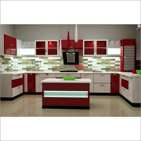 Modular Kitchens and Furniture
