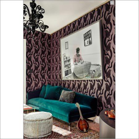 Wall Panelling & Artwork