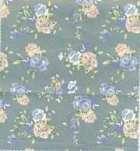 Poplin lycra printed fabrics