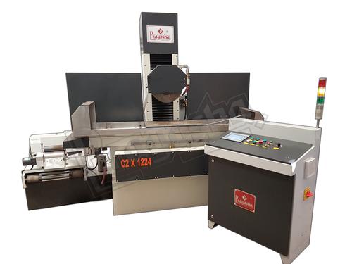 PLC Surface Grinding Machine