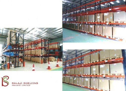 Heavy Duty Shelving