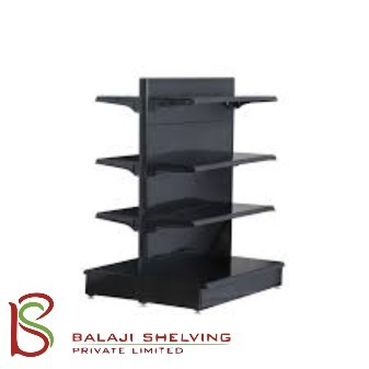 Double Side Gondola Shelving