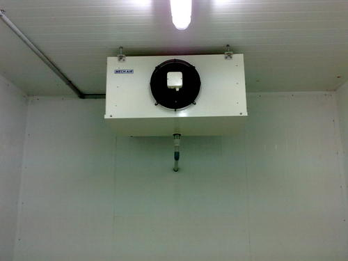 Hot & Cold Room for Milk Products storage