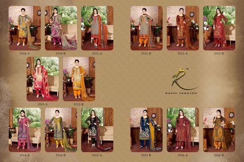 Straight Salwar Kameez (RAKHI)