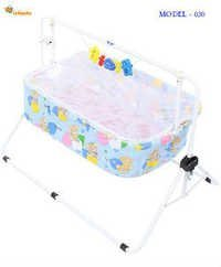 Light Blue Baby Comfy Cradle