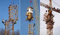 Tower Crane PLC Service & Maintenance