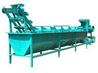 Waste Plastic Washing Plant