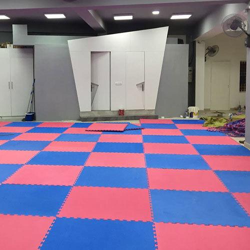 Gymnastics Flooring Services