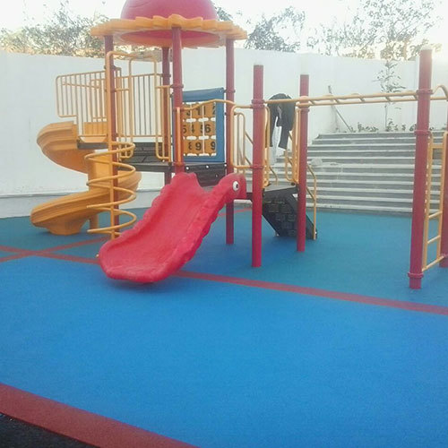 Playground Flooring Service