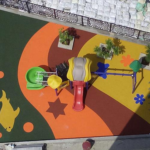 Designer Playground Flooring Services