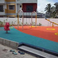 Children Playground Flooring