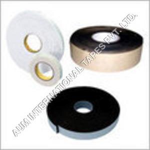 Black Adhesive Strips Black