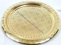 Brass Swastic Itching Plate