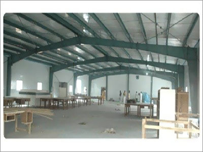 Cold Storage Pre Fabricated Buildings