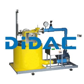 Wind Turbine Dynamometer Range Equipment