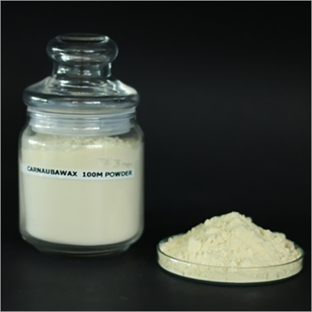 Carnauba Wax Powder