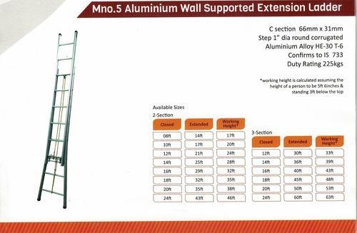 Aluminium ladder - 05