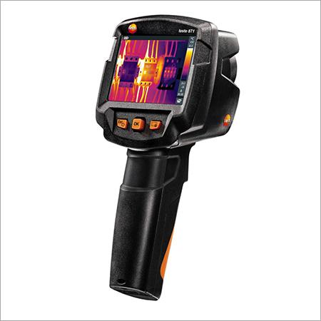 Testo 872-  Thermo vision camera with Wi Fi