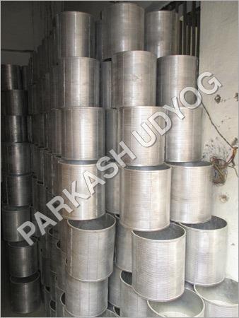 Aluminium Rice Mill Drum
