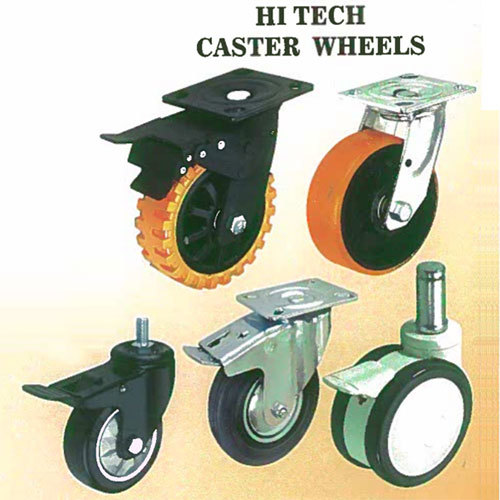 Hi Tech Caster Wheels