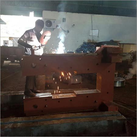Industrial Rolling Machinery