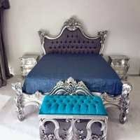 Italian Classic Bed Furniture
