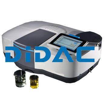 Dual Monochromator Spectrophotometer