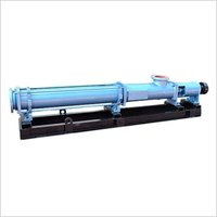 Single Screw Pumps