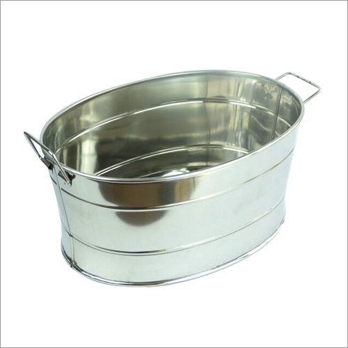 Stainless Steel Tub